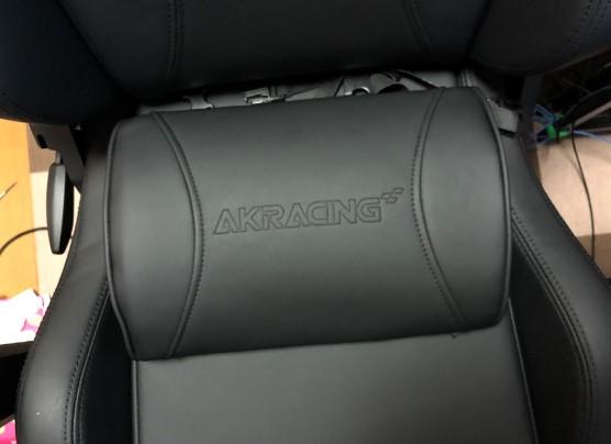 AKRacing Premiumレビュー画像