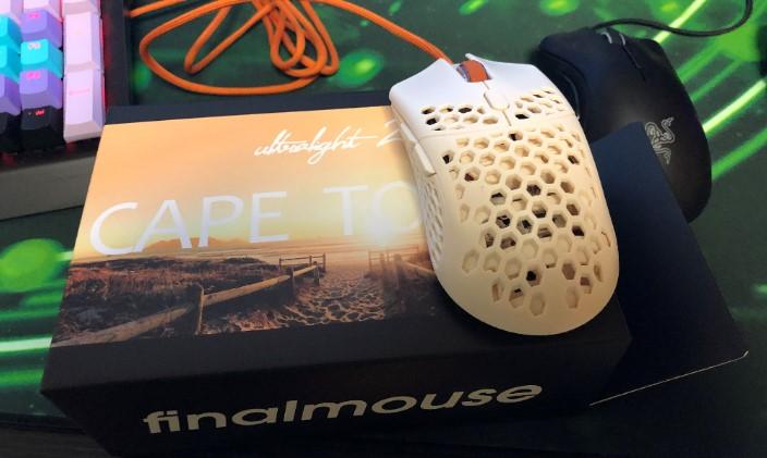 Finalmouse Ultralight 2-CAPETOWNをレビュー画像