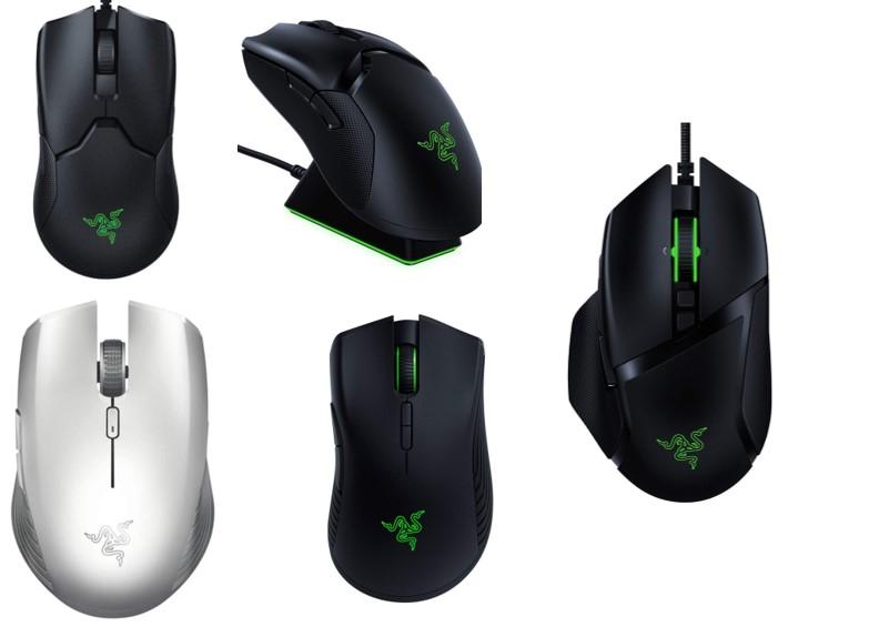 Razer製ゲーミングマウス