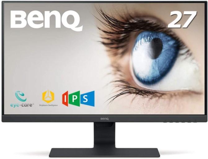 BenQ モニター ディスプレイ GW2780 27インチ/IPS