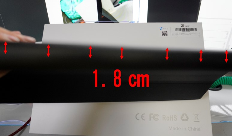 EVICIV15.6インチ4Kモデルレビュー画像