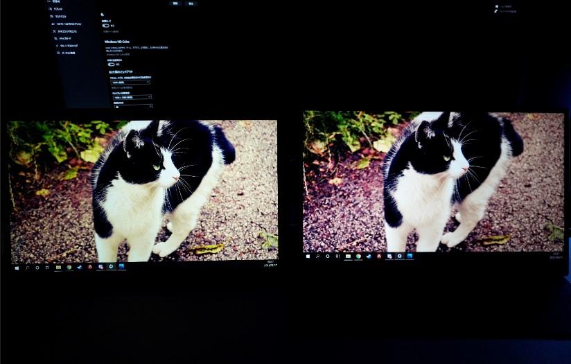 EVICIV15.6インチタッチパネルとフルHDの違い比較画像
