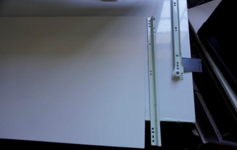 自作キーボードスライダー作り方解説写真