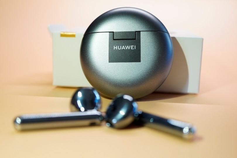 HUAWEI FreeBuds 4のレビュー画像