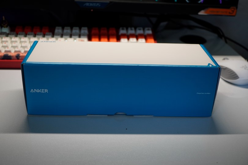 Anker PowerPort Strip PD 6のレビュー画像