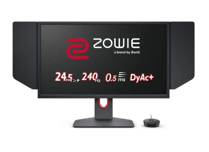 BenQ ZOWIE XL2546Kの画像