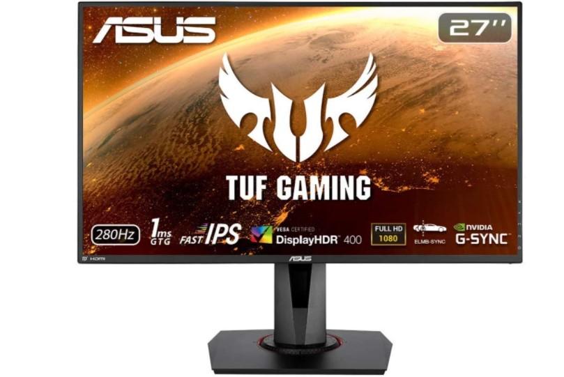 ASUS TUF Gaming VG279QMの画像