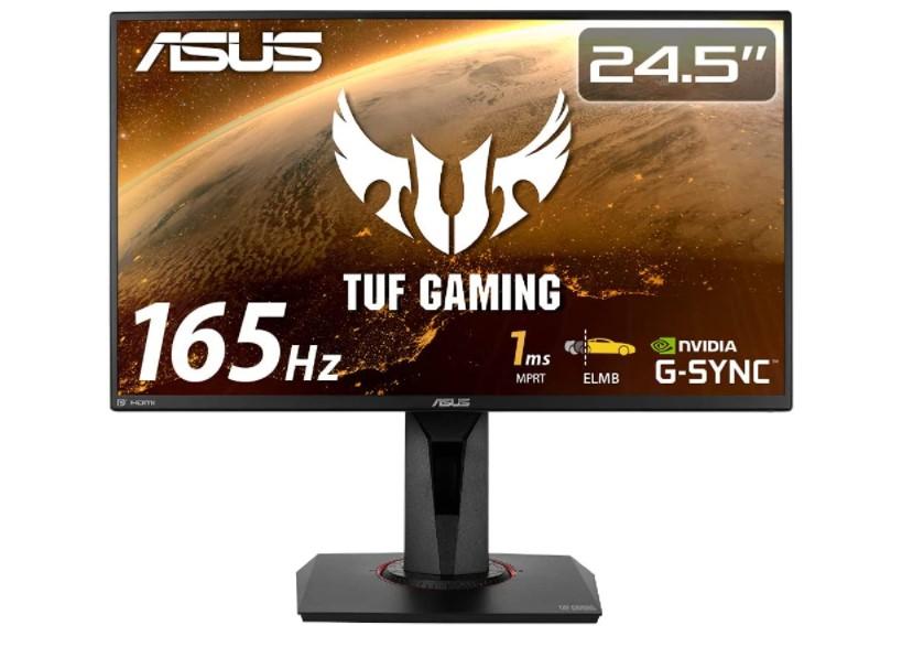 ASUSTek  TUF Gaming VG259QRの画像